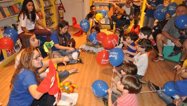 Storytelling Day: evento infantil chega a Barra